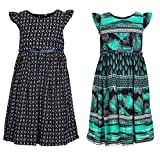 Bella Moda Pack of two Combo Cotton Dres...