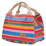 ReaLegend Lunch Bag Cooler Carry Bag Res...