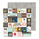 Jen Austin Hadfield 732960 von Me To You Gemustertes Papier, multicolor