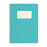 Bloc-notes | Cahier | Notebook | Journal | Carnet WIREBOOKS 5038 DIN A5 120 pages de papier 100g blanc vierge