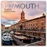Plymouth 2019 Square Wall Calendar