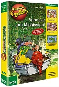 Kommissar Kugelblitz 1 - Vermisst am Mississippi