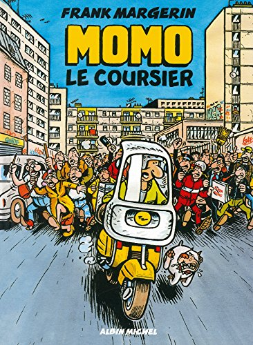 Momo le coursier - Tome 01 (French Edition) eBook: Frank Margerin ...