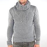 Pullover Ce&Ce Tricot 555 Größe: XXL Farbe: light grey