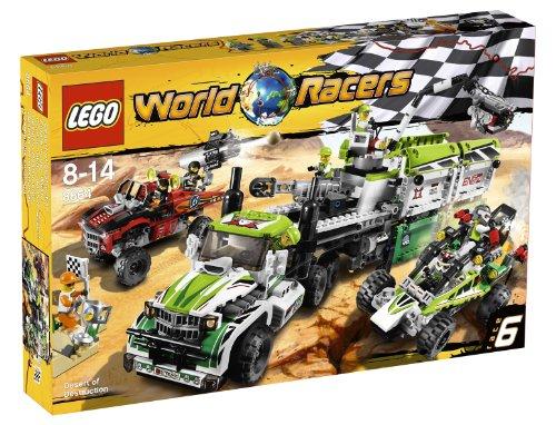 Preisvergleich Produktbild Lego World Racers 8864 - Finale in der Wüste