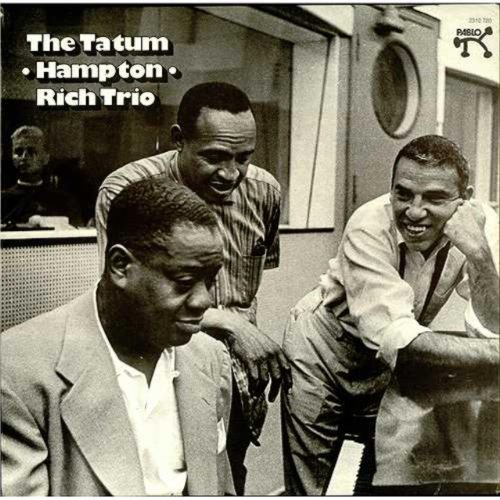 The Tatum / Hampton / Rich Trio