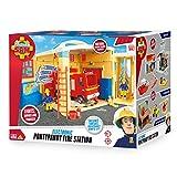 Unbekannt Feuerwehrmann Sam 05958 Pants Sam Electronic Pontypandy Fire Station Spielzeug