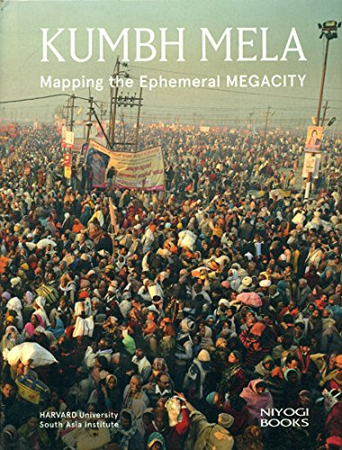 Kumbh Mela: Mapping the Ephemeral Megacity