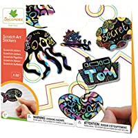 Scratch-Art - Sticker (Sycomore CRE44022)