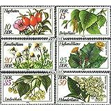 sellos para coleccionistas: DDR (RDA) 2287-2292 (completa.edición) nuevo con goma original 1978 plantas medicinales