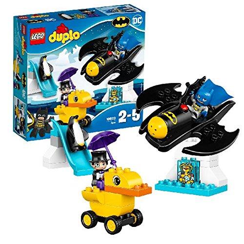 Lego  - Aventura en el batwing  duplo