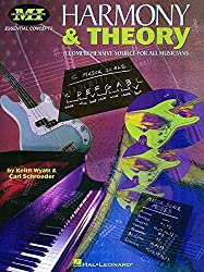 Harmony and Theory: A Comprehensive Source for All Musicians (Essential Concepts (Musicians Institute).) by Carl Schroeder (1998-04-01)