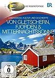 Von Gletschern, Fjorden & Mitternachtssonne [4 DVDs]