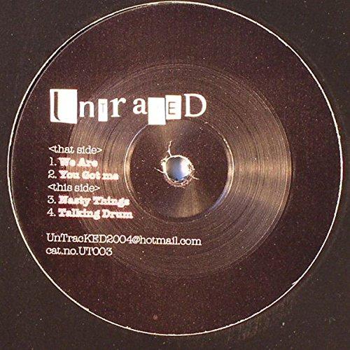 Fantastic Incidents [Vinyl Maxi-Single]