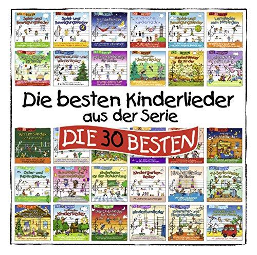 """Produktbild Die besten Kinderlieder aus der Serie """"DIE 30 BESTEN"""" (exklusiv bei Amazon.de)"""