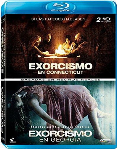 Pack: Exorcismo En Connecticut + Exorcismo En Georgia [Blu-ray] 6126hJAIh5L