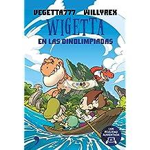 Wigetta en las Dinolimpiadas (Fuera de Colección)