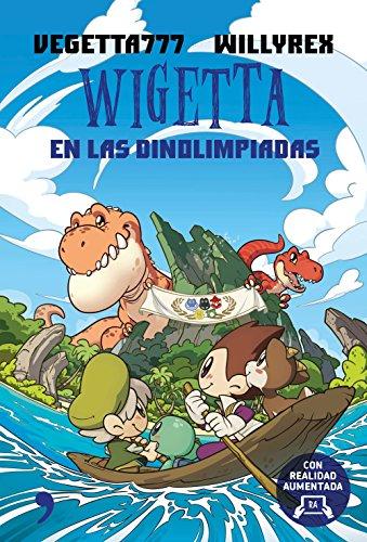 Wigetta en las Dinolimpiadas por Vegetta777