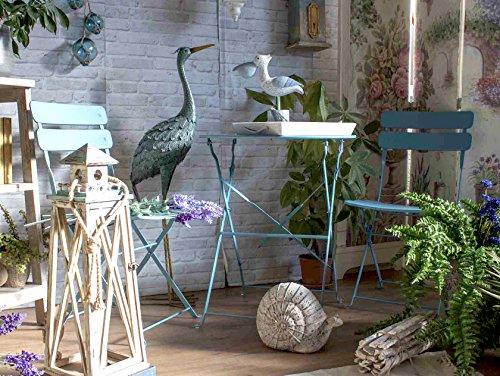 Mesa y sillas muebles jardín hierro segunda mano  Se entrega en toda España