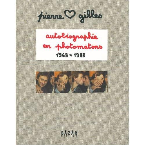 Autobiographie en photomatons 1968-1988
