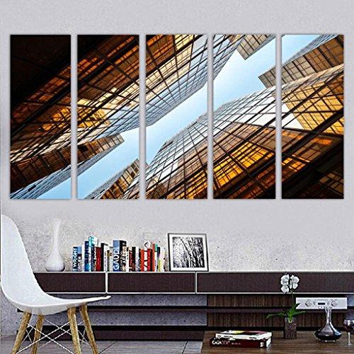 Wokee rimovibile senza cornice moderna pittura a olio, stampa su tela casa decorazione della stanza, tela, b9, m