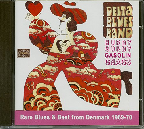 Delta Blues Band Plus+7 Blue Tree