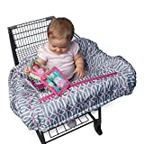 Best Boppy Gifts For Newborns - Boppy Shopping Cart and High Chair Cover, Park Review