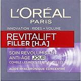 L'Oréal Paris - Soin revolumisant anti-âge jour, comble les rides et restaure les volumes. - Le pot de 50ml - (pour la quantité plus que 1 nous vous remboursons le port supplémentaire)