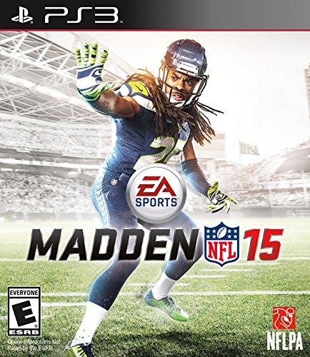 PS3 MADDEN NFL 15 - 15 Ps3-madden