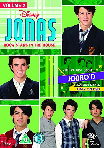 Jonas - Series 1, Vol. 2 - Rock Stars In The House