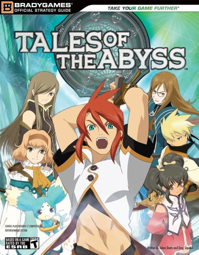 Tales of the Abyss Official Strategy Guide