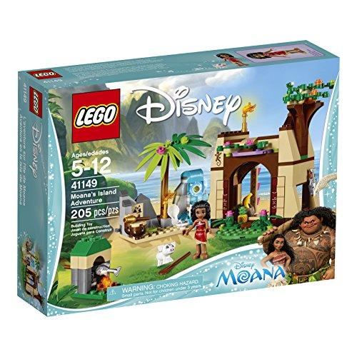 LEGO Disney Moana's Island Adventure 41149