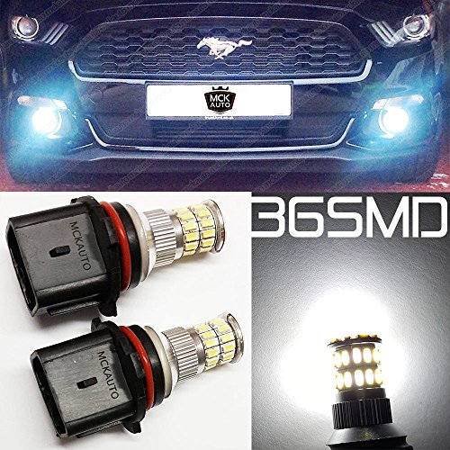 Preisvergleich Produktbild 36SMD Tagfahrlicht LED Leuchtmittel CanBus DRL P13 W Xenon CREE eb3r3