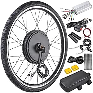 Reasejoy 36v 500w 26 Front Wheel Electric Bicycle Motor