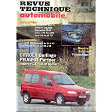 revue technique automobile peugeot partner. Black Bedroom Furniture Sets. Home Design Ideas