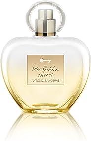 Antonio Banderas Her Golden Secret Eau De Toilette, 80ml
