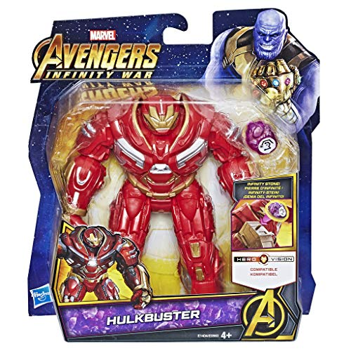 Marvel Avengers Deluxe Figure with Gem and Accessory (Hasbro E0563EU4)