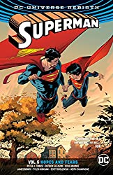 Superman Vol. 5 Hopes And Fears (Rebirth) (Superman: DC Iniverse Rebirth)