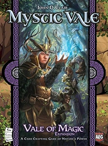 Alderac Entertainment ALD05864 - Brettspiel 'Mystic Vale: Vale of Magic Expansion'