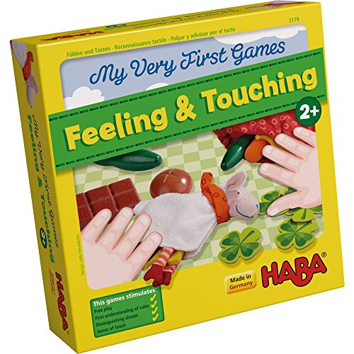 HABA Tactile Mouton My Very First Jeux