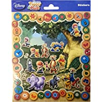 Winnie the Pooh and Tigger Mini Stickers