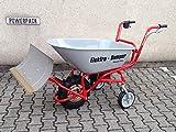 Schneeschild für Motorschubkarre Powerpac ED120 - 2