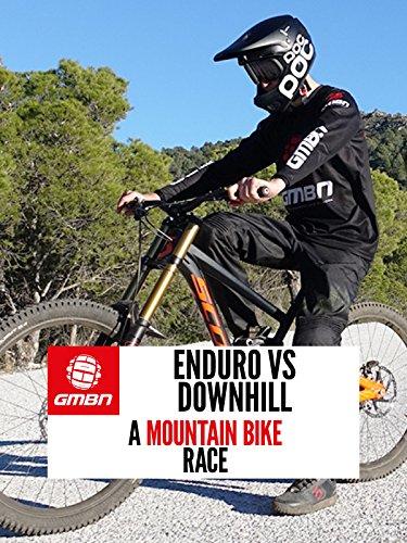 Enduro Vs Downhill - A Mountain Bike Race [OV]