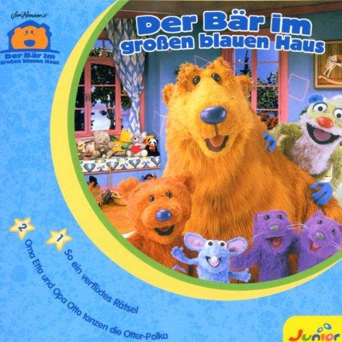 Der Bär im großen blauen Haus - Folge 20: So ein verflixtes Rätsel