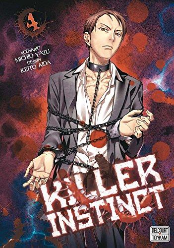 Killer instinct T04 par Michio Yazu