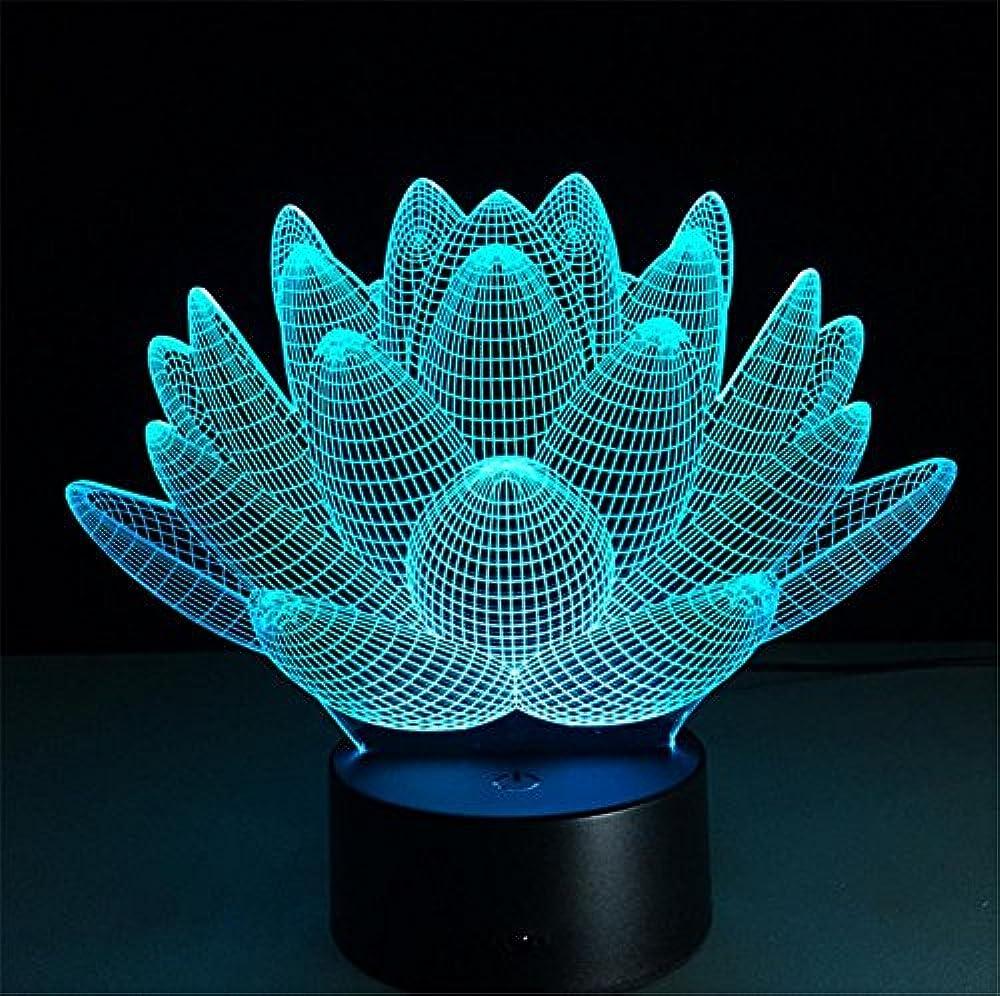 Купить ночники в детские комнаты H&M 3D Lampe ✓ H&M Kreativ Lotus ...