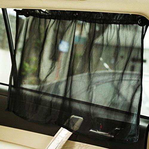 Demiawaking-ad-alta-temperatura-per-veicoli-per-evitare-Havelock-Tenda-in-tessuto-a-rete-nelle-automobili-con-ventosa-colore-nero