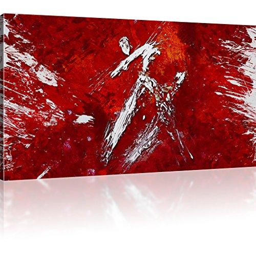 Bild auf Leinwand Abstraktion Kunstdruck Abstrakte Kunst Leinwandbild