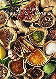 Kräuter und Gewürze - Kalender 2019 - teNeues-Verlag - Art & Image - Fotokalender - Wandkalender mit Food-Fotos und Platz für Eintragungen - 29,7 cm x 42 cm