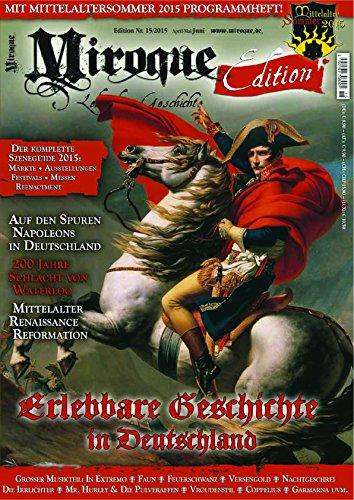 Miroque Edition 15: Erlebbare Geschichte in Deutschland